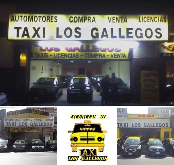 Licencias Y Taxis- Los Gallegos-taxis Usados Y Okm-consulte-