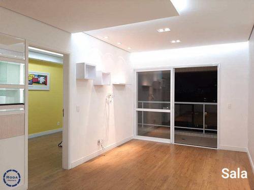 Apartamento Com 1 Dorm, Gonzaga, Santos - R$ 600 Mil, Cod: 18447 - V18447
