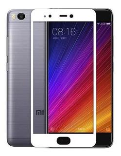 Película Vidro Full Cover Branco Para Xiaomi Mi 5s Mi5s