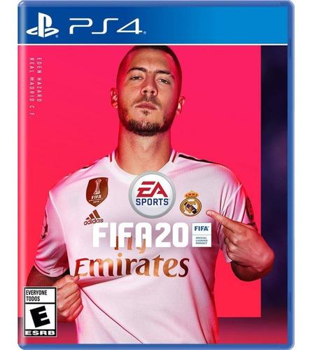 Juego Playstation 4 Fifa 2020 Ps4