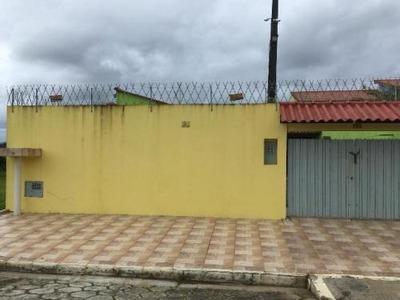 Casa Em Itanhaém Ficando Lado Praia 1200m Do Mar Ref 4875