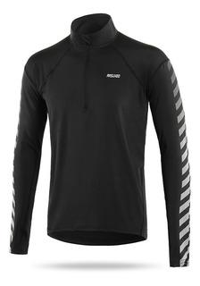 Camisa De Jersey Para Hombre Camiseta Deportiva De Manga Lar