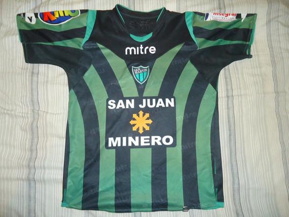 Camiseta San Martín De San Juan 2011-2012 Original