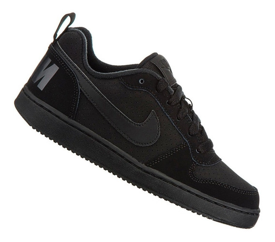 Tênis Nike Infantil Court Borough Menino 839985001 Original