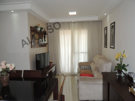 Apartamento Para Venda, 3 Dormitórios, Vila Butantã - São Paulo - 15646