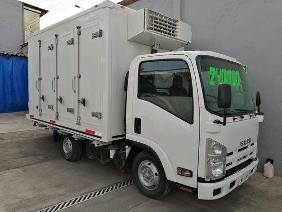Isuzu Elf200e Capacidad De Carga 5 1/2 Tons.