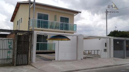 Imagem 1 de 5 de Sobrado Residencial À Venda, Parque Residencial Marengo, Itaquaquecetuba. - So0238