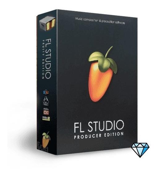 Fl Producer Edition 20.1 Com Caixa