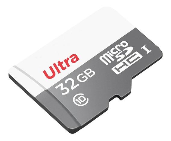 Cartão Memória Micro Sdhc Ultra 80mb/s 32gb Sd Gopro Hero 3