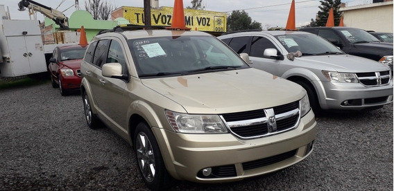 Dodge Journey 3.5 Sxt 7 Pasj Premium R-19 At 2010