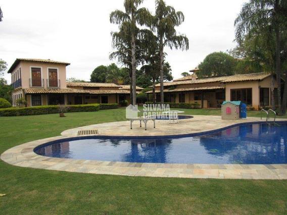 Casa Para Locação No Condomínio Vila Real Em Itu. - Ca7400