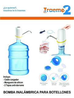 Bomba Para Botellones De Agua