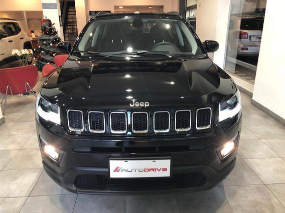 Jeep Compass 2.4 Sport 368 Y Cuotas Tasa 0%