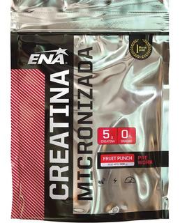 Creatina Monohidrato Micronizada 300 Gr Ena Sport