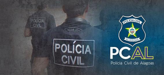 Cronograma De Estudos Agente E Escrivão Policia Pc Al Civil 2019 Alagoas