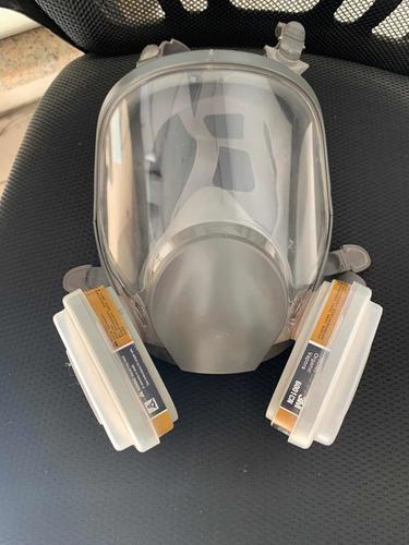 Imagem 1 de 5 de Respirador Reutilizável Facial Inteiro