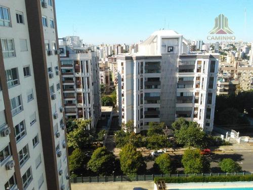 Imagem 1 de 21 de Vendo Cobertura No Bairro Boa Vista, Próximo Ao Country Club. - Co0480