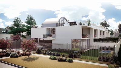 Townhouse Nocedal Design