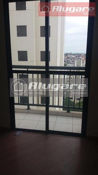 Apartamento Residencial Para Locação, Portal Dos Gramados, Guarulhos. - Ap1082