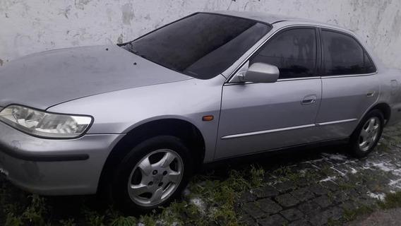 Honda Accord Ex 99 2.3 16v De 17.000,00 Por 10.000,00