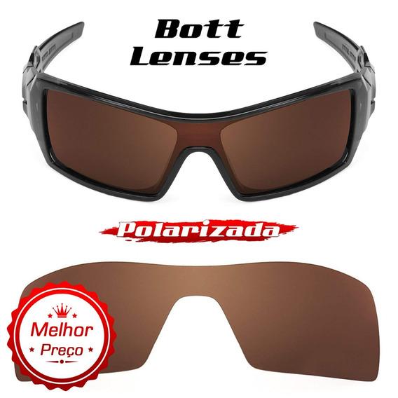 Lente Óculos Oil Rig Bronze Brown Polarizada - Bott Lenses