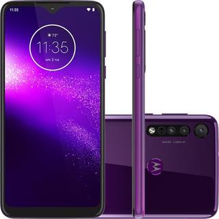 Motorola One Macro 4g 64gb Triple Cam 13/2/2mp Ram4gb Huella