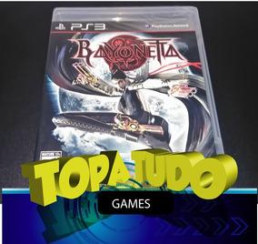 Bayonetta Novo Lacrado Playstation 3 Ps3 Loja Bh