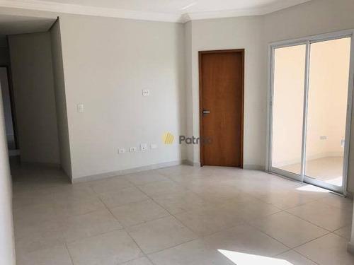 Imagem 1 de 9 de Apartamento À Venda, 78 M² Por R$ 427.000,00 - Vila Mussolini - São Bernardo Do Campo/sp - Ap2462