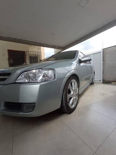 Gm-chevrolet Astra Sedan Advantage 2.0 8v Flex