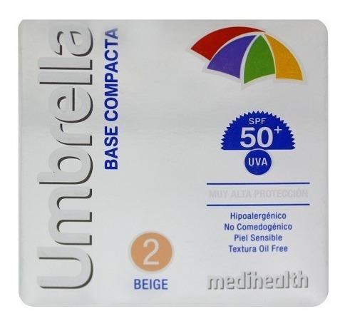 Base Compacta Umbrella Beige 11gr