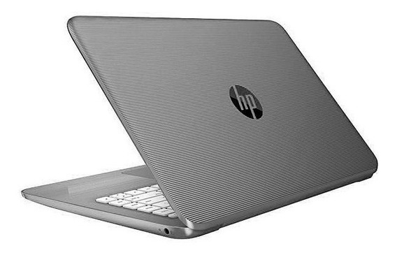 Notebook Hp Intel Dual Core 4gb Wifi Webcam Hdmi - Novo