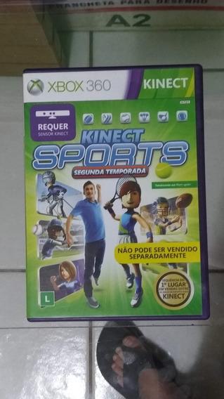Kinect Sports Segunda Temporada Original - Xbox 360