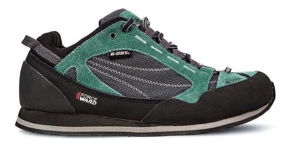 Zapato Mujer Lippi Terray Low Turquesa