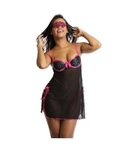 Camisola Sensual Bela Da Tarde Ref.304 Sexy Tentação
