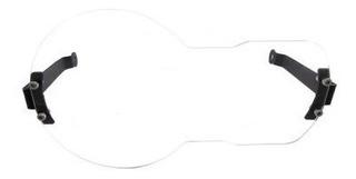 Protetor De Farol Acrílico Bmw R 1200 Gs Premium (chapam)