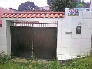 Casa Residencial À Venda, Centro, Santa Rita. - Ca0158