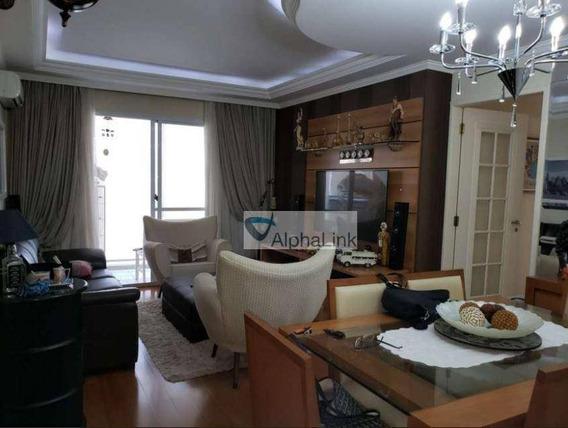 Apartamento - Edifício Panoramic - 94m² - Alphaville - Barueri - Ap1791