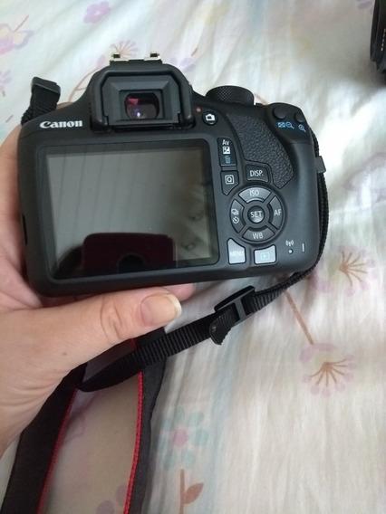 Câmera Canon T6 18-55mm