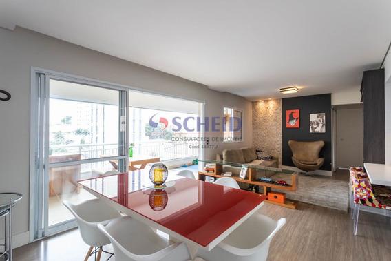 Apartamento Decorado Impecável, Próximo A Av. Washington Luiz - Mc7534