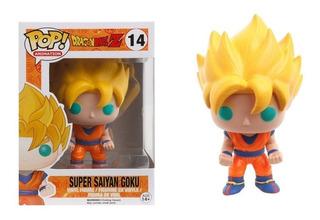 Funko Pop Dragon Ball - Super Saiyan Goku #14