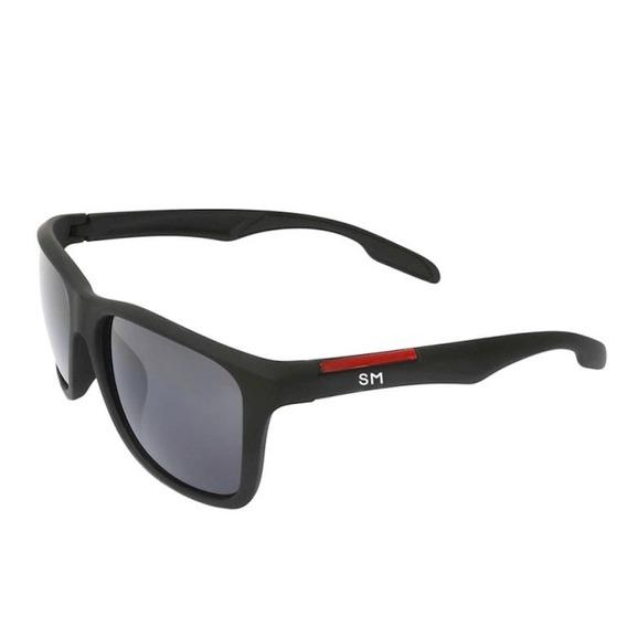 Óculos De Sol Masculino Sandro Moscoloni Heron Preto