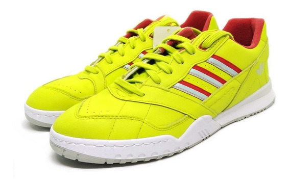 Tenis adidas A.r. Trainer Amarillo Fosfo Nuevo Original