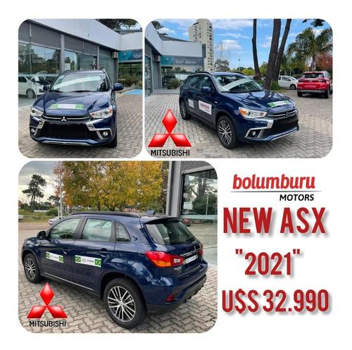 Mitsubishi Asx Automática 2.0 2021