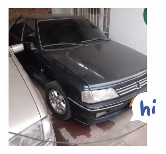 Peugeot 40-5 405 Sri
