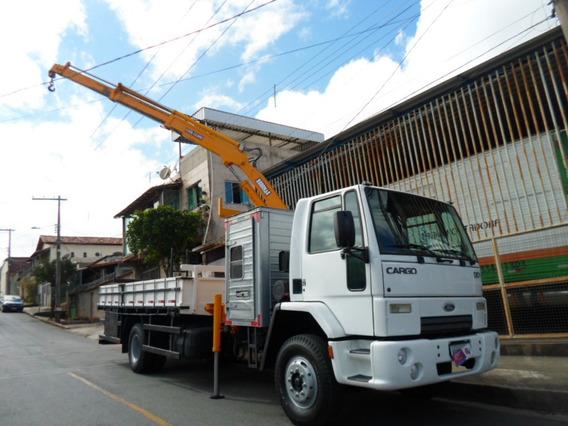 Ford Cargo 1317 2010 Munck
