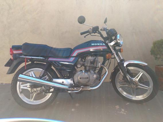 Honda Cb400, Moto Cb400 Original 1981, Cb400 Preta Ano 1981