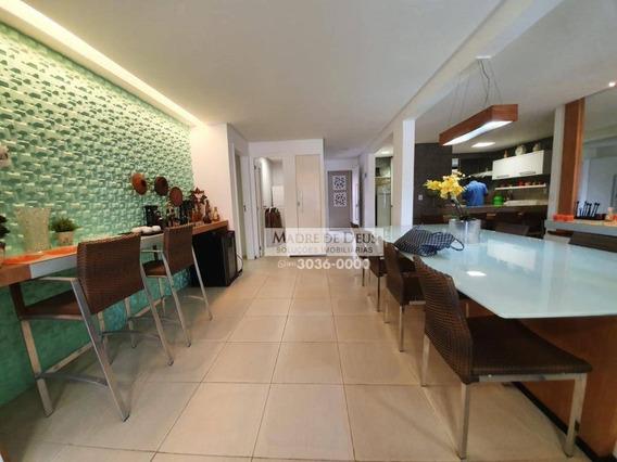 Excelente Apartamento Com Porteira Fechada - Ap3445