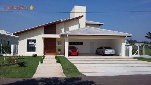 Imagem 1 de 13 de Casa, Condomínio Primavera - Salto Sp - Ca1169