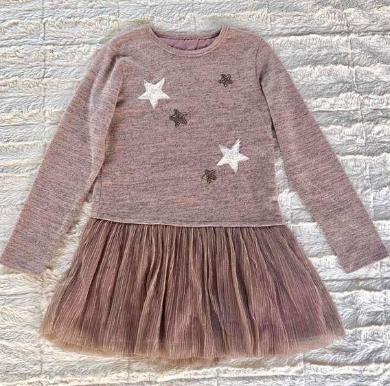 Vestido Para Niña Talla 7 Años Losan