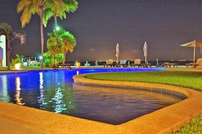 Casa En Venta En Cancun / Laguna Nichupte, Increible Vista!!